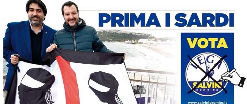FORTZA PARIS LEGA - PSD'AZ