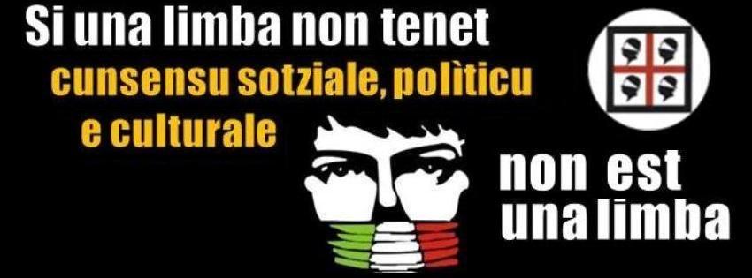 Si una limba non tenet cunsensu sotziale, polìticu e culturale, non est una limba!